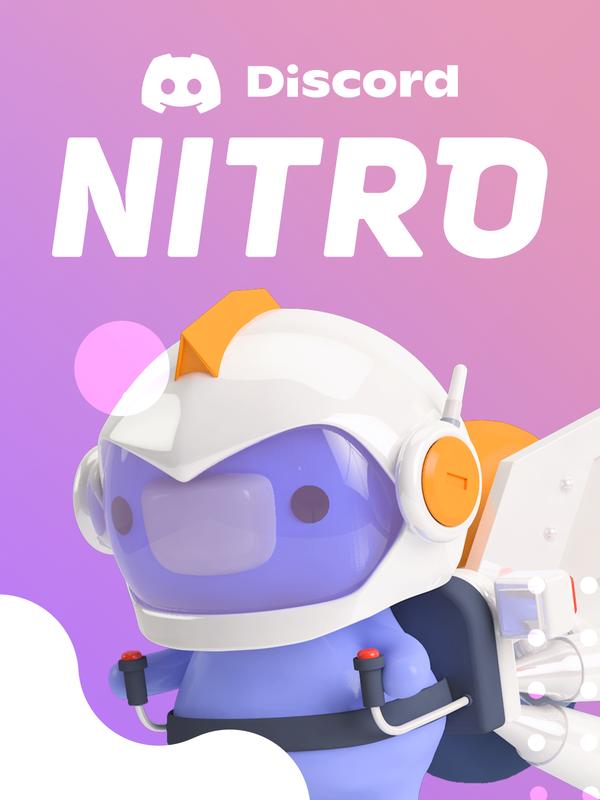 Discord Nitro for Free - Epic Games Store
