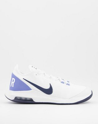 Nike Air Max wildcard HC in white and blue | ASOS
