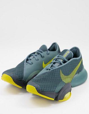 Nike Training Air Zoom SuperRep 2 trainers in grey   ASOS