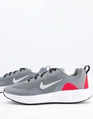 Nike Wear all day trainers in grey | ASOS