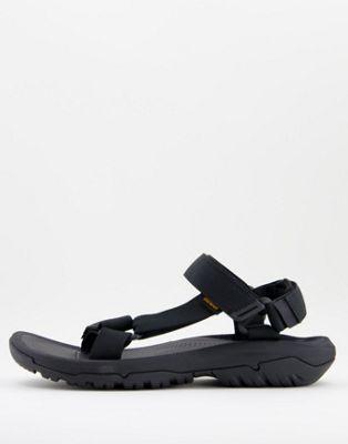 Teva Hurricane xlt2 sandals in black | ASOS