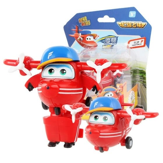 Shop Auldey 710010 Super Wings Mini Robot Transformer Toy, Red Online from Best Cartoon Toy Figurines on JD.com Global Site - Joybuy.com