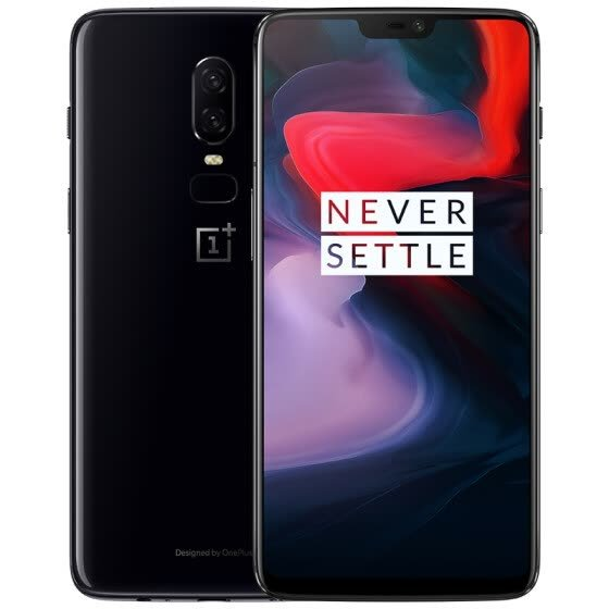 Shop OnePlus 6 AMOLED Mobile Phone Snapdragon 845 Octa Core 16MP+20MP Dual Camera Online from Best Mobile Phones on JD.com Global Site - Joybuy.com