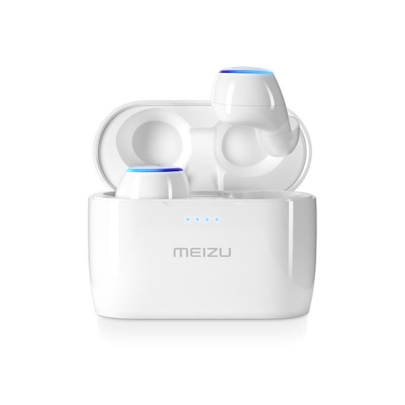 MEIZU POP Wireless Bluetooth Earphones White - - Joybuy.com