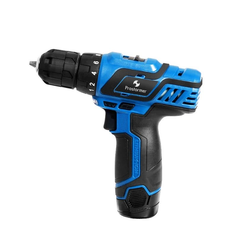 Shop Prostormer 12V Cordless Drill 25NM Electric Screwdriver 1h Fast charging Rechargeable Household Mini Power Tools with 1pcs drill Online from Best Power Tools on JD.com Global Site - Joybuy.com