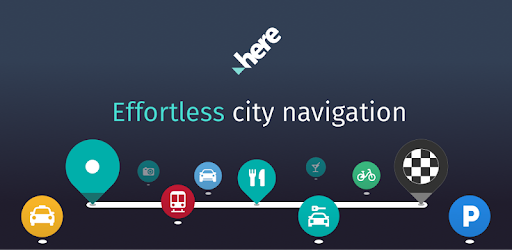 HERE WeGo – City Navigation 